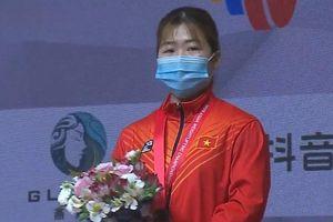 Đô cử Hoàng Thị Duyên chắc suất dự Olympic Tokyo