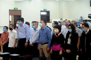 Tuyên án vụ gây thất thoát hàng trăm tỷ đồng tại dự án Gang thép Thái Nguyên