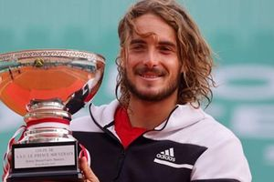 Stefanos Tsitsipas có danh hiệu ATP Masters 1.000 đầu tiên