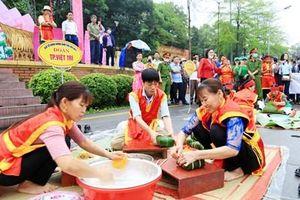 Bản sắc Việt Nam ở Lễ hội Đền Hùng