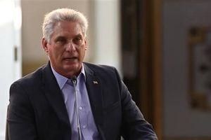 Chủ tịch nước Cuba được bầu giữ chức Bí thư thứ nhất
