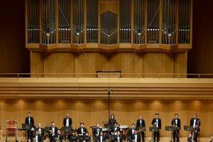 Hơn 100 nghệ sĩ giao hưởng cùng trình diễn tại buổi hòa nhạc The Great German Three B's