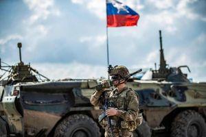 Truyền thông Syria xác nhận hai lính Nga thiệt mạng
