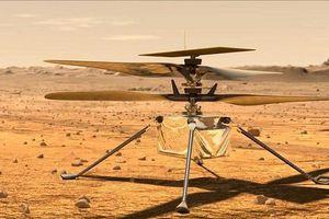 Hé lộ 'khủng' về máy bay của NASA vừa cất cánh trên sao Hỏa