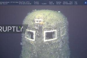 Vụ đắm tàu ngầm hạt nhân kinh hoàng của Liên Xô 30 năm trước