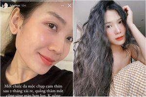 Khoe mặt mộc ở tuổi 28, cựu hot girl Sài thành gây sốt