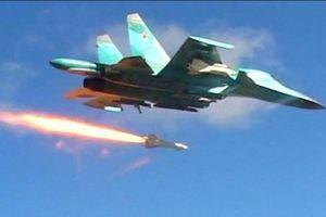 Nga không kích, khủng bố 'chết như ngả rạ' trên chiến trường Syria