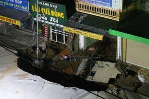 Hố tử thần: Do 'tai biến' địa chất?