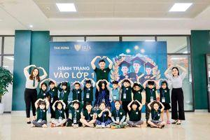 Trường Iris: Giúp trẻ tự tin với trải nghiệm 'Hành trang vào lớp 1'