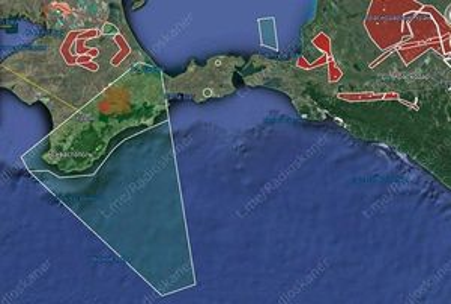2 tàu tên lửa Mỹ bất ngờ di chuyển về Biển Đen, Nga chặn mọi hướng đến Crimea
