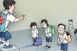 Bạo lực học đường: Đừng 'chống theo phong trào'