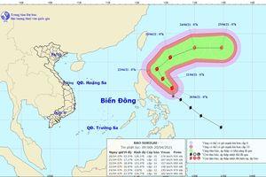 Bão Surigae suy yếu nhanh, ít khả năng đi vào biển Đông