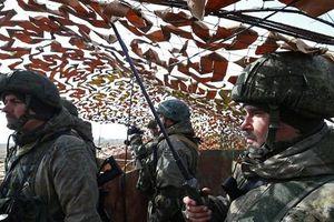 Lầu Năm Góc: Nga vẫn liên tục tăng quân ở Crimea, gần biên giới Ukraine