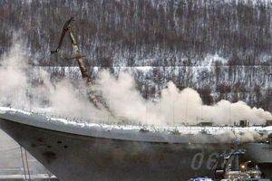 Đô đốc Kuznetsov, tàu sân bay đen đủi của hải quân Nga sắp trở lại đại dương