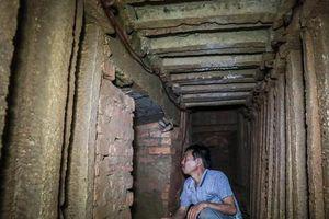 Khám phá địa đạo độc đáo giữa Hà Nội
