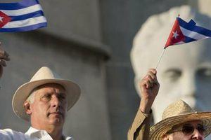 Tân Bí thư Đảng Cộng sản Cuba: Tự lực vươn lên, từng đạp xe đi họp