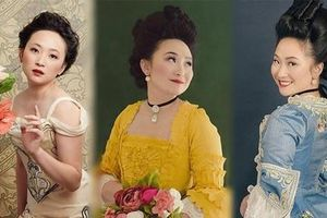 Nữ bác sĩ tự may loạt váy áo nữ hoàng công chúa tuyệt đẹp khiến dân mạng mê mẩn