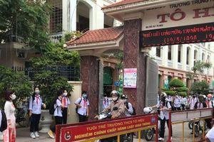 Cô giáo trường cấp 2 Tô Hiệu đạt giải Nhất cuộc thi an toàn giao thông