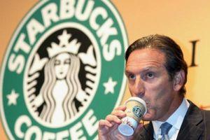 Chuyện về 'người lái đò' của Starbucks