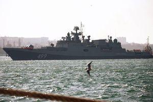 Nga điều 20 tàu chiến tới Biển Đen tập trận quy mô lớn