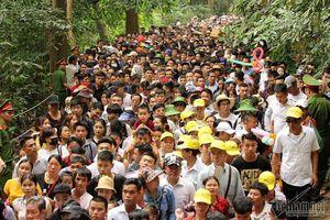 Lưu ý đặc biệt cho khoảng 20.000 lượt người đổ về Đền Hùng ngày mai