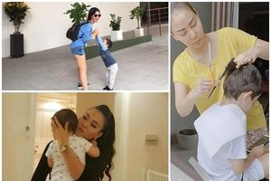 Mẹ người Việt, bố Hà Lan: Thu Minh dạy con bằng 'chiêu độc' để dung hòa hai nền văn hóa