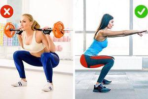 5 bài tập tốn sức nhưng không giúp bạn giảm cân