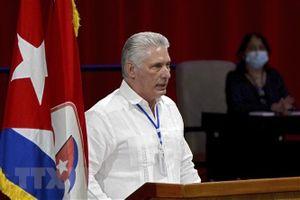 Đại tướng Raul Castro đánh giá cao tân Bí thư thứ nhất ĐCS Cuba
