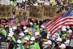 Thượng viện Mỹ đặt mục tiêu thông qua dự luật chống thù hận đối với người gốc Á