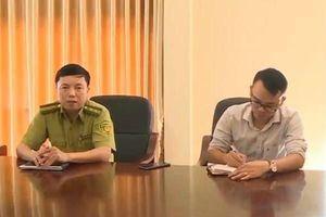 Ai chịu trách nhiệm về việc rừng bị phá ở Thừa Thiên-Huế?