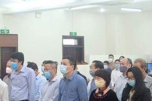 Dàn cựu lãnh đạo trong vụ Gang thép Thái Nguyên lĩnh án