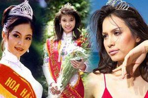 Tiết lộ đặc biệt về 3 người đẹp ở TP HCM đăng quang Hoa hậu Việt Nam