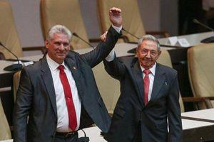 Người thay ông Raul Castro trở thành Bí thư thứ nhất là ai?