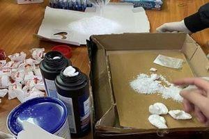 Công an Hà Nội được biểu dương vì triệt phá 2 đường dây ma túy lớn