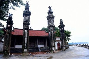 Đình Chèm - Báu vật 2000 năm tuổi của kinh thành Thăng Long