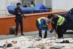 Báo động về tội phạm buôn bán ma túy gia tăng mạnh châu Âu