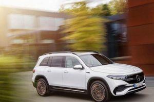 Mercedes EQB ra mắt, di chuyển tối đa 419km chỉ sau một lần sạc