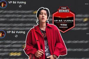 VP Bá Vương: 'The Heroes là cơ hội để tôi làm những gì mình thích với âm nhạc, không bõ công đèn sách'