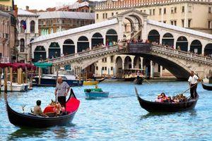 Venice - thành phố kênh, cầu