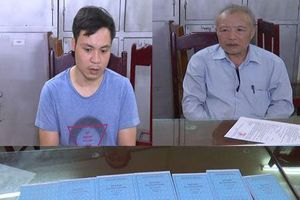 Công an Thanh Hóa khởi tố hai đối tượng mua bán trái phép hóa đơn