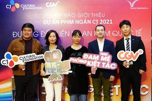 CGV tiếp tục đầu tư cho nhân tài điện ảnh Việt
