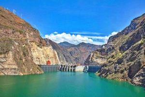 Dự án siêu thủy điện ở Trung Quốc chính thức đi vào hoạt động từ tháng 7/2021