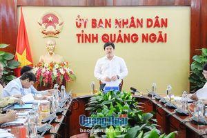 Phó Chủ tịch UBND tỉnh Trần Phước Hiền: Làm việc với Đài Phát thanh - Truyền hình tỉnh