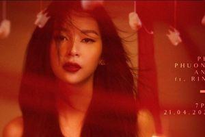 Phí Phương Anh hắc hóa trong teaser MV Răng Khôn