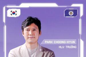 Hà Nội FC chính thức bổ nhiệm HLV Hàn Quốc