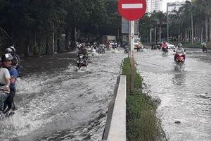 TP.HCM: Nhiều dự án chống ngập sẽ hoàn thành trước dịp lễ 30/4