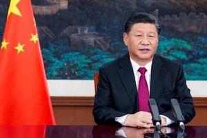 Ông Tập Cận Bình: Trung Quốc dù mạnh thế nào cũng 'không bá quyền'