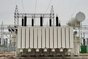 Đóng điện công trình trạm biến áp số đầu tiên ở miền Bắc