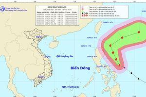 Siêu bão Surigae giảm cấp, rất ít có khả năng đi vào Biển Đông