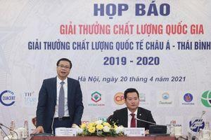 Hà Nội có 3 doanh nghiệp đạt Giải thưởng chất lượng quốc gia năm 2020
